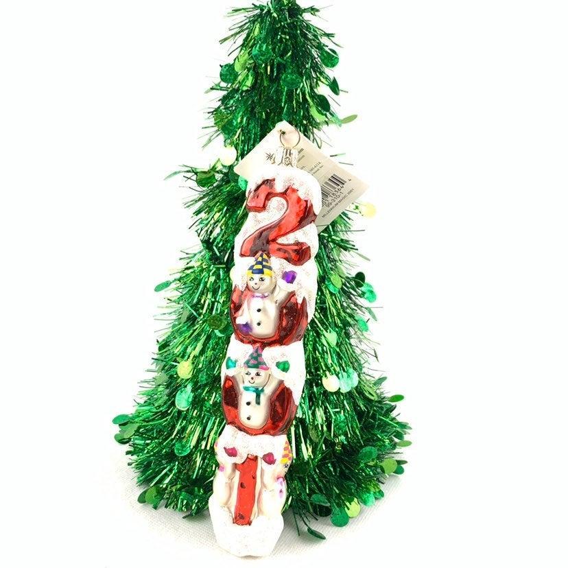Radco 2001 Milliennium Magic Ornament