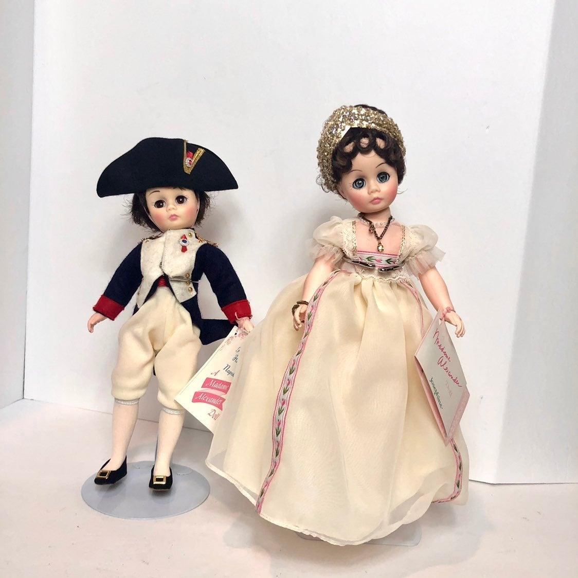 Madame Alexander Dolls Josephine Napoleo