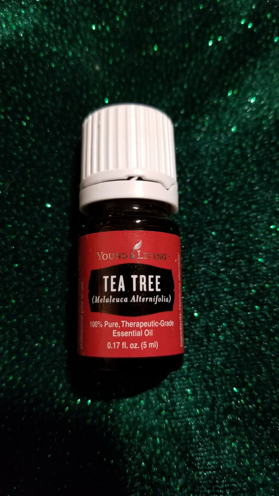 Young Living Essential Oil TEA TREE 5ml