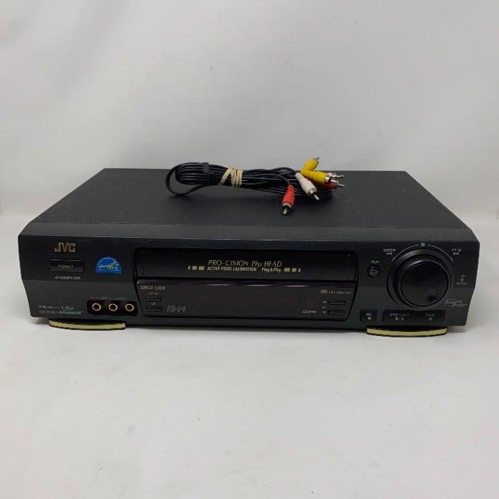 JVC Pro-Cision 4 Head VCR HR-VP676U