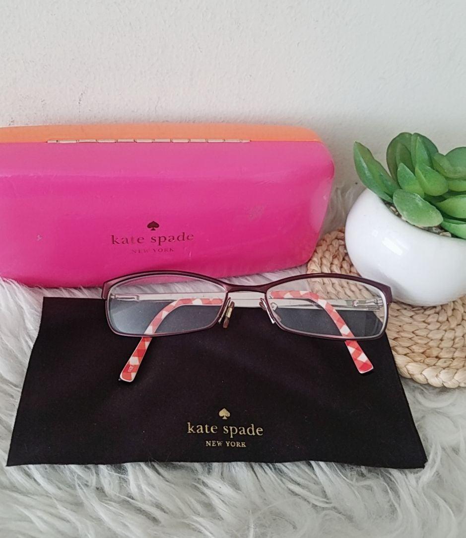 Kate spade eyewear with case