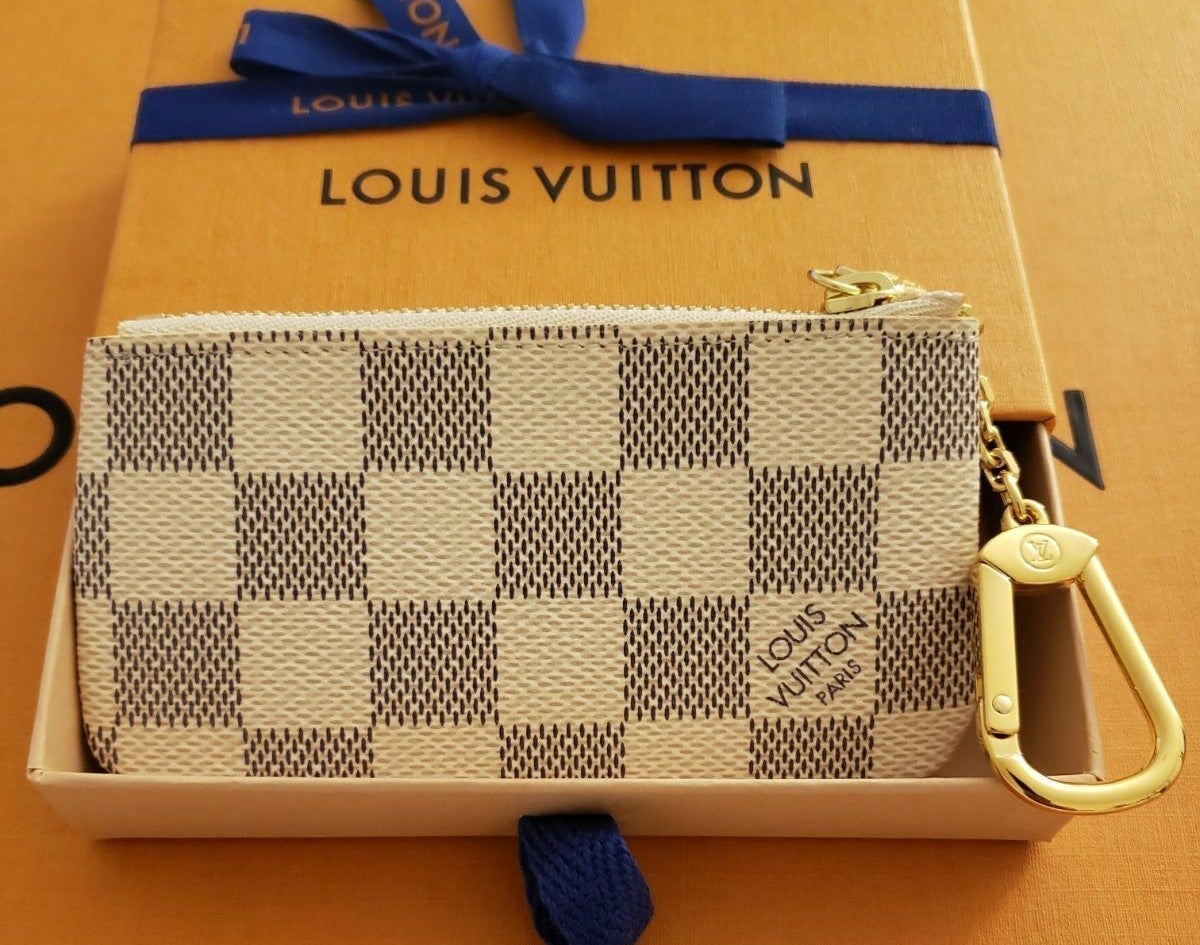 ❤Brand NEW LV Cles Key Pouch❤