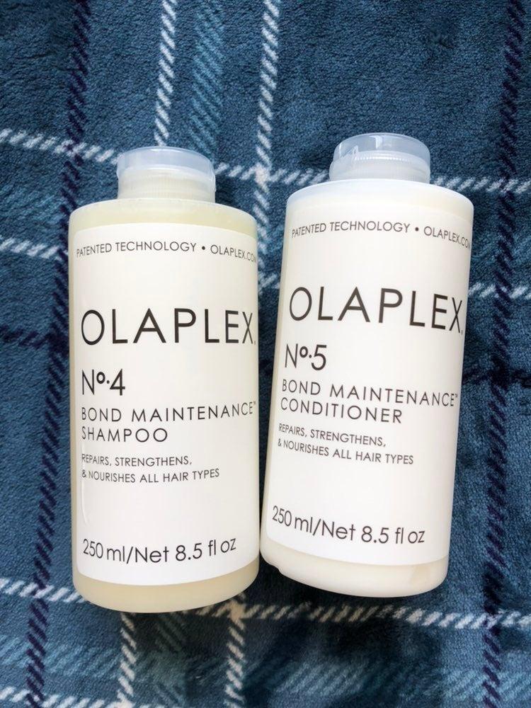Olaplex Shampoo #4 & Conditioner #5