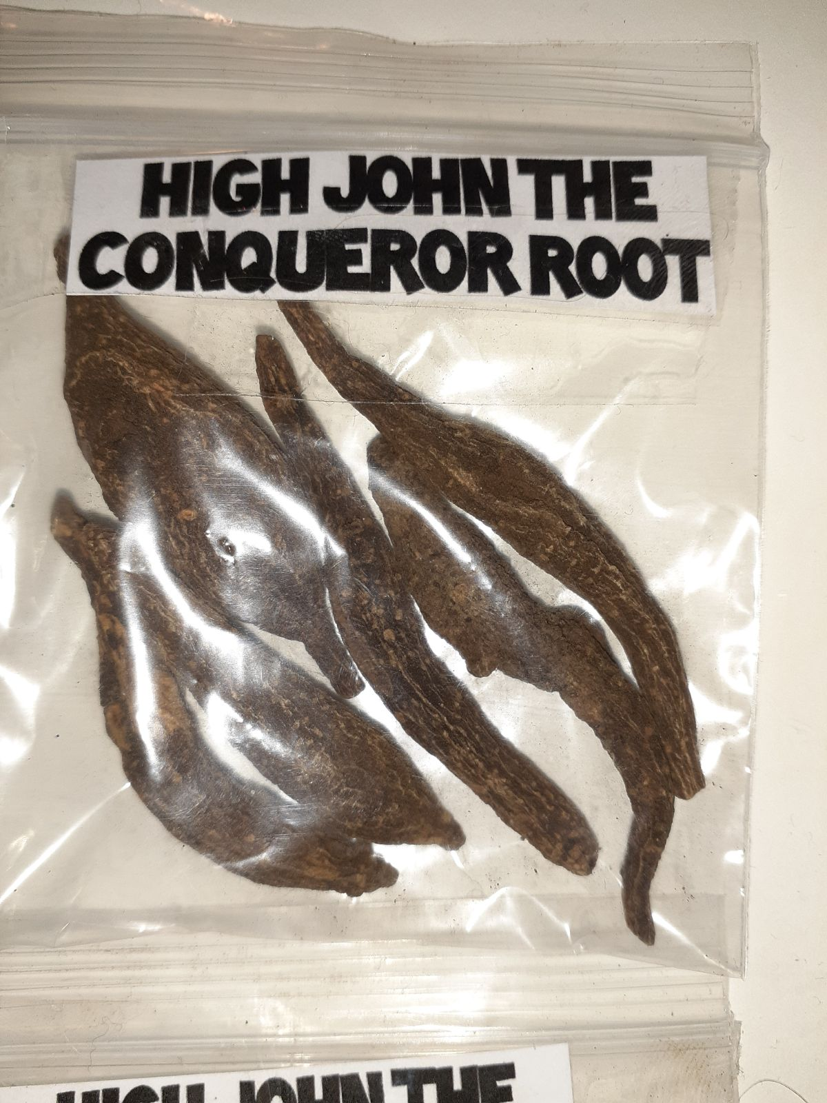 6 WHOLE HIGH JOHN THE CONQUEROR ROOTS