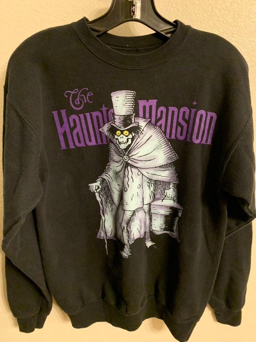 The Haunted Mansion crewneck