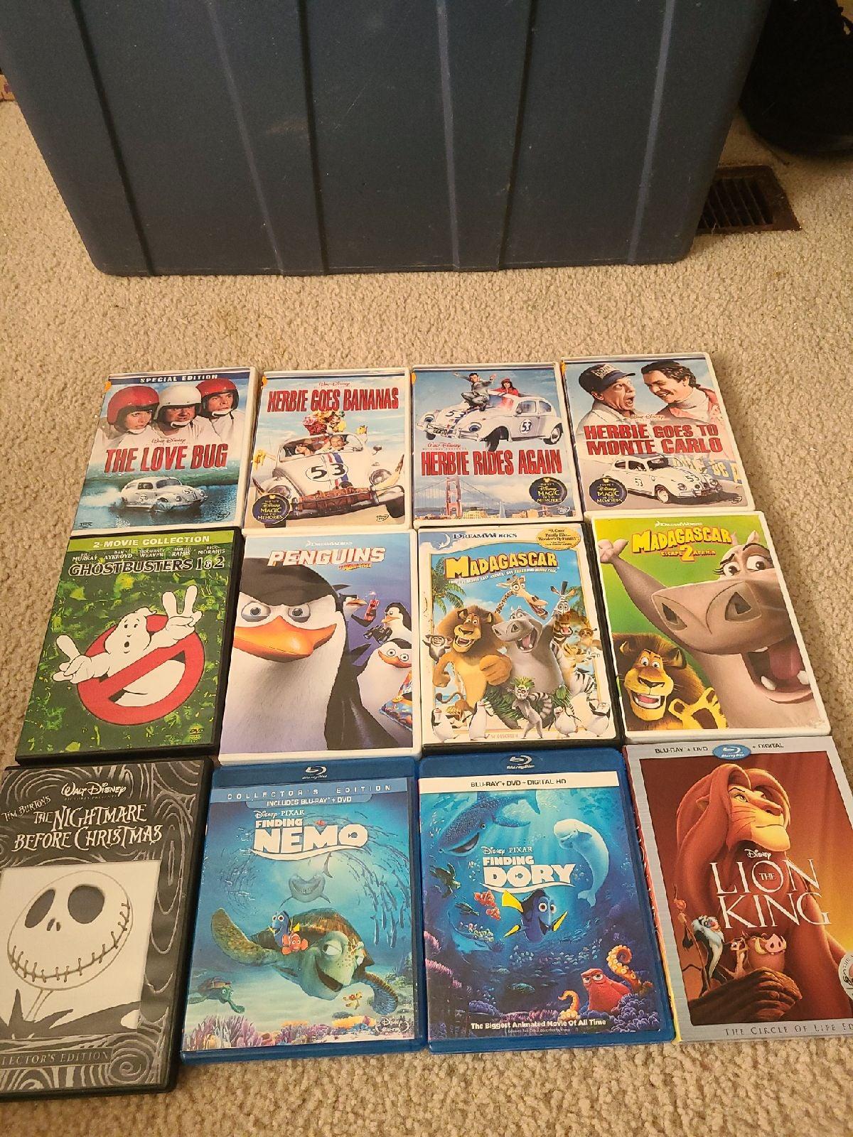 Multi movie bundle