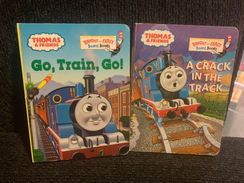 Thomas Board Books