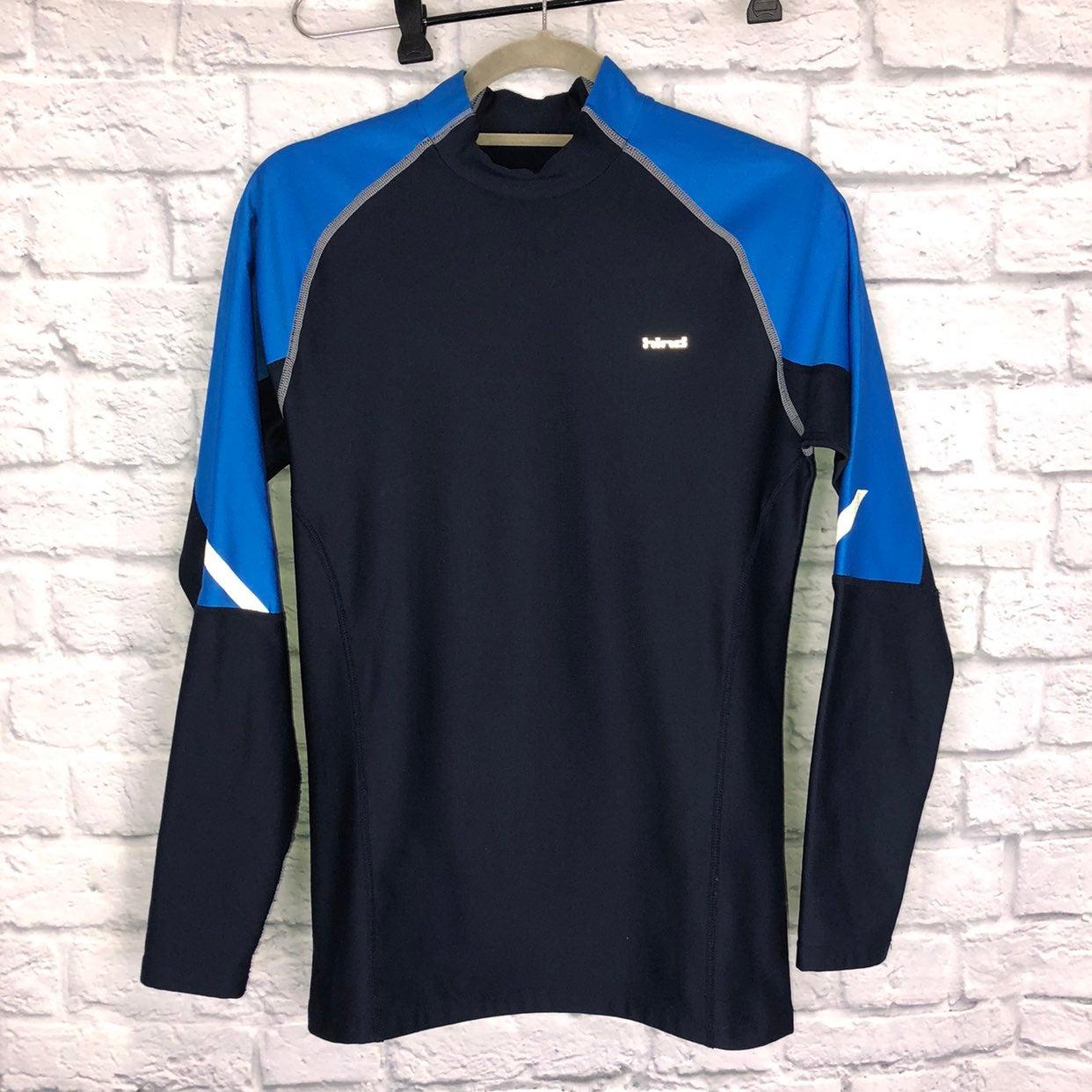 Hind mens dri fit running shirt sz small