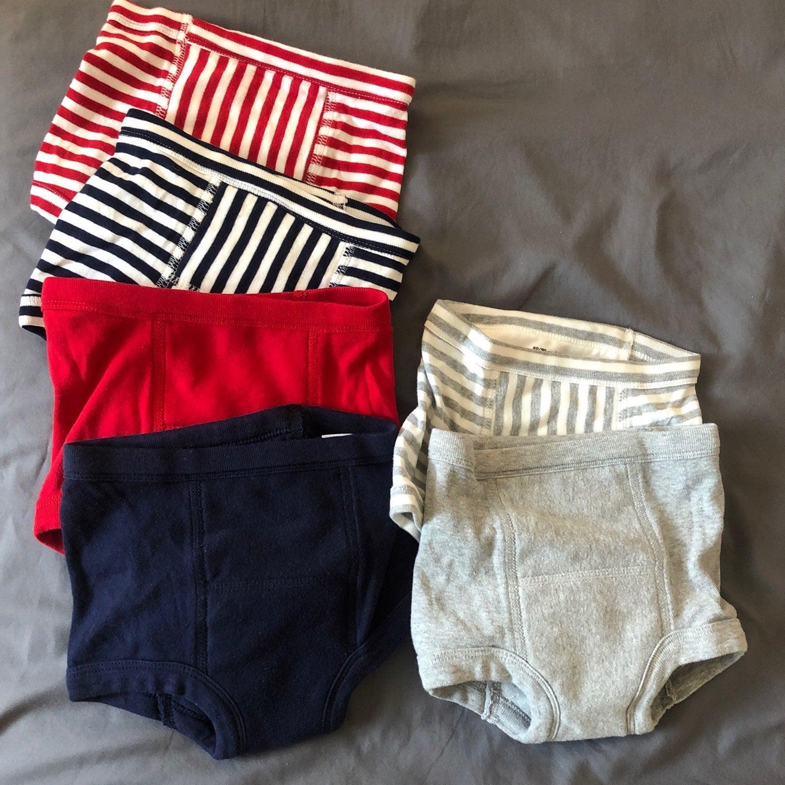 Hanna anderson toddler traning underwear