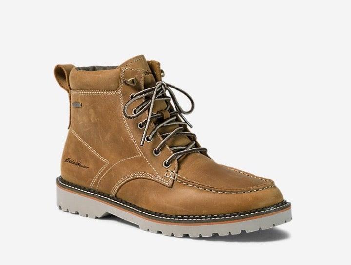 Eddie Bauer Severson Moc-Toe Boots
