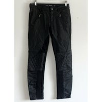0326761e Zara Women Slim Fit Faux Leather