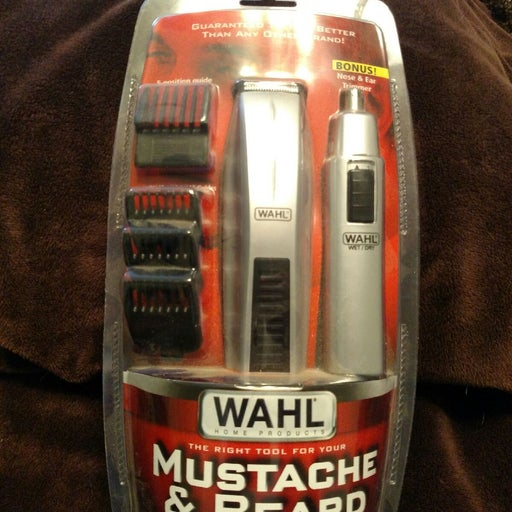 Wahl Mustache And Beard Trimmer