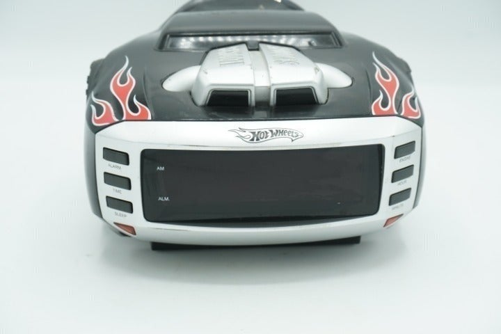 Hot Wheels alarm clock M2