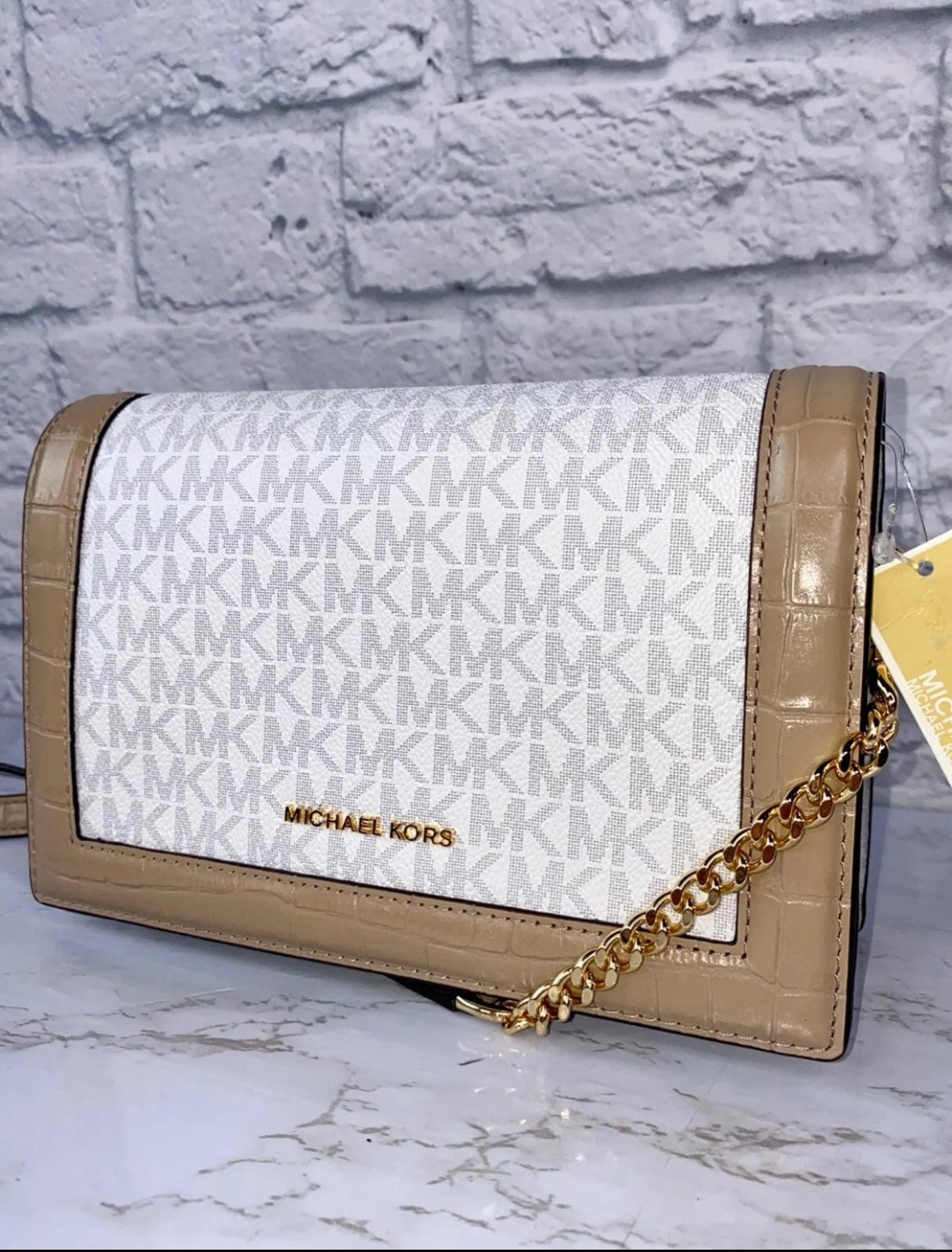 Michael Kors Large Full Flap Crossbody