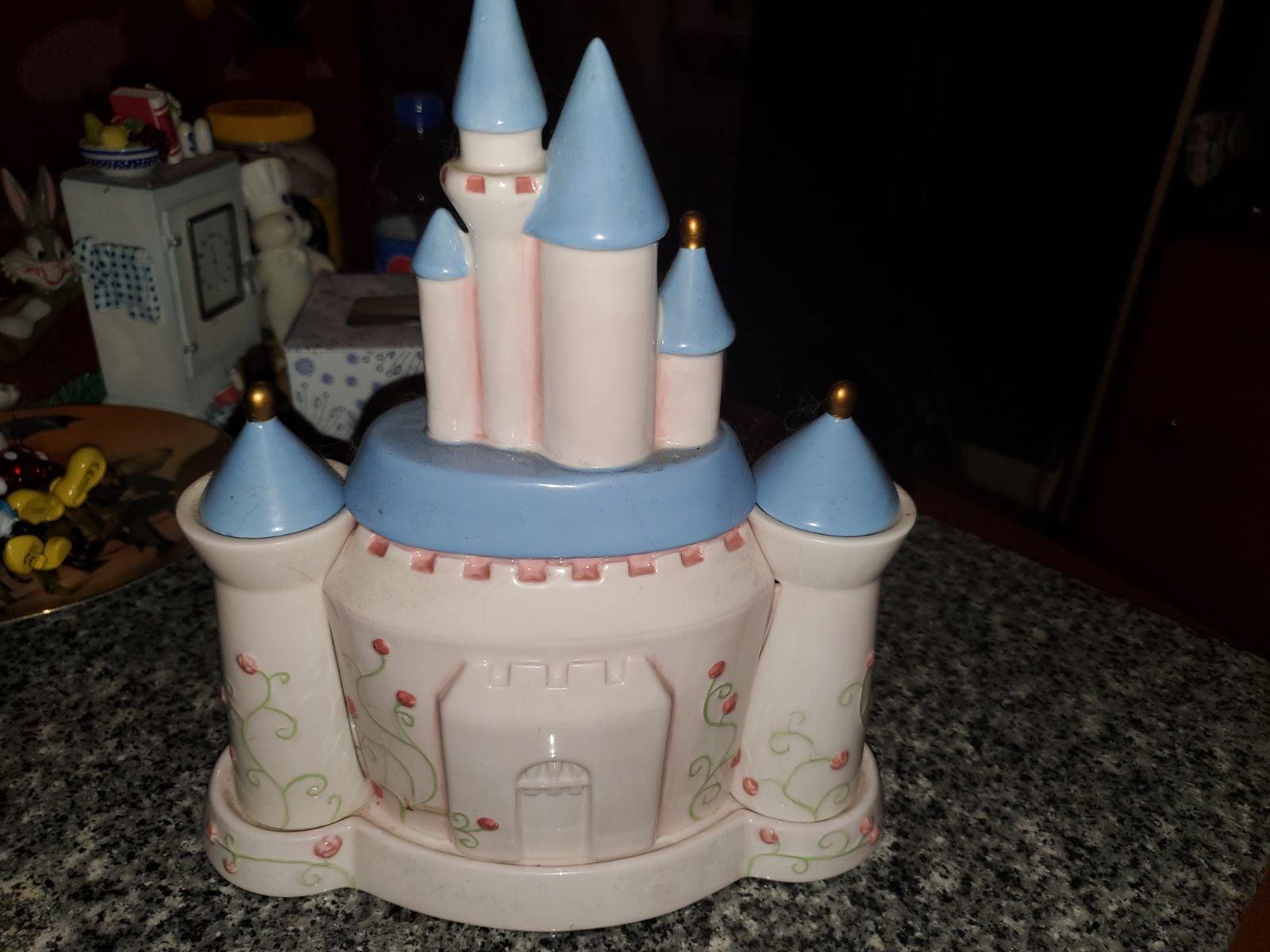 Disneyland Cinderella Tea pot PLZ read