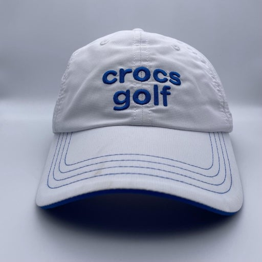 Crocs Golf Strapback Hat