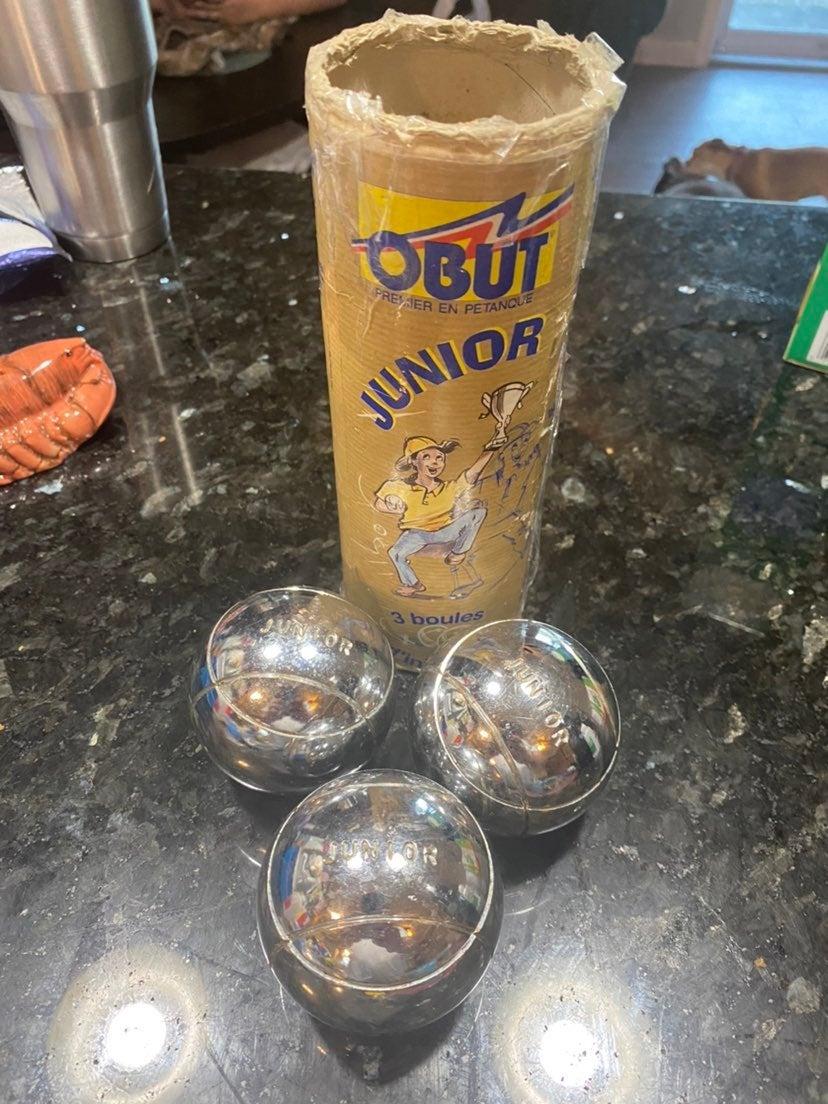 Obut Lawn Bowling Balls Petanque Boules