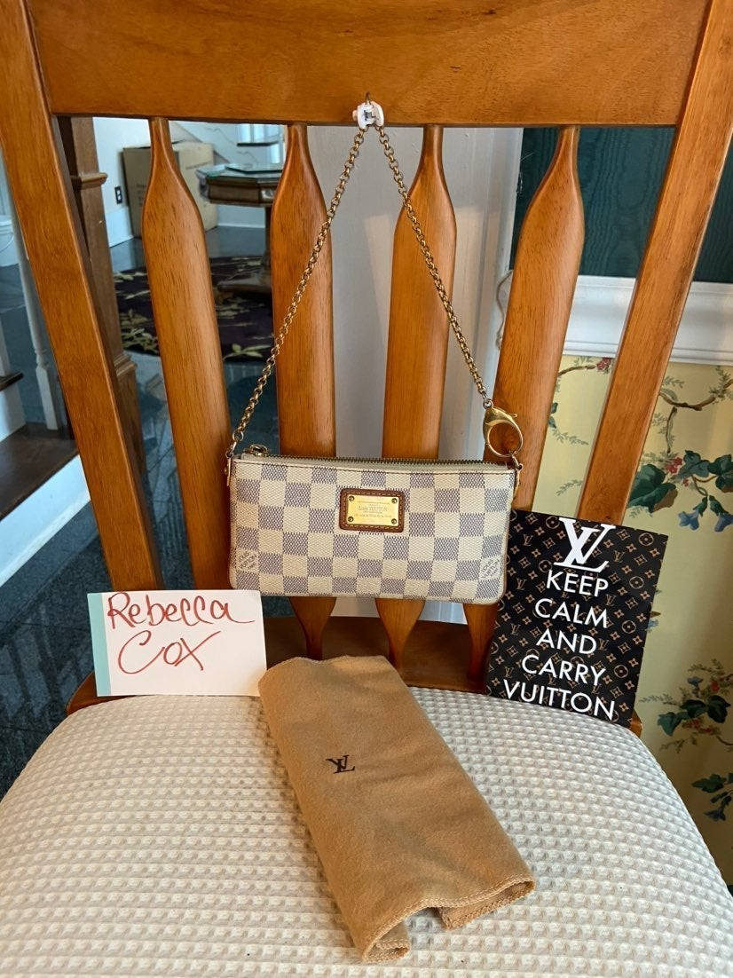 Louis Vuitton accessories pouch milla