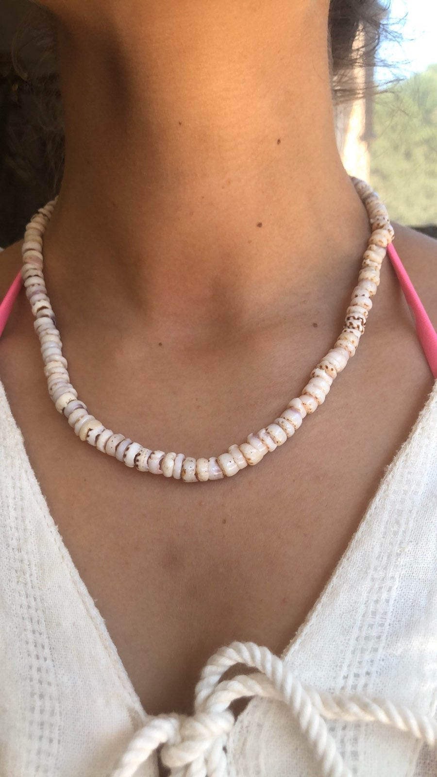 Authentic Shell Necklace