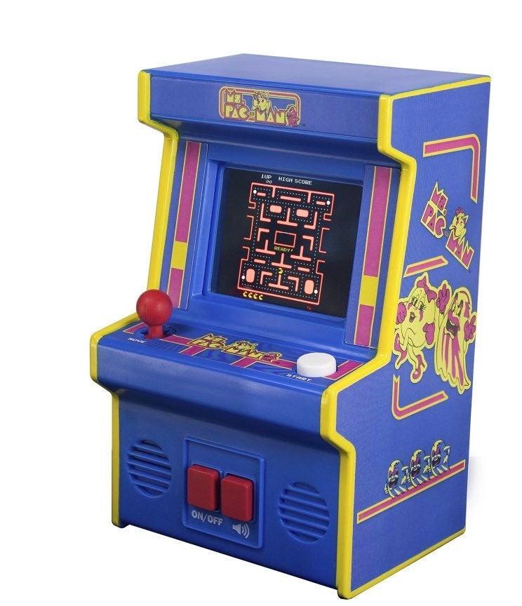 Arcade Classics - Ms Pac-Man Mini Arcade