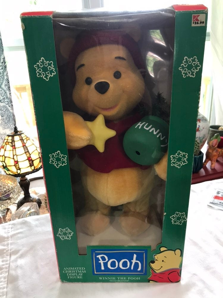 Vintage Winnie the Pooh Motionette