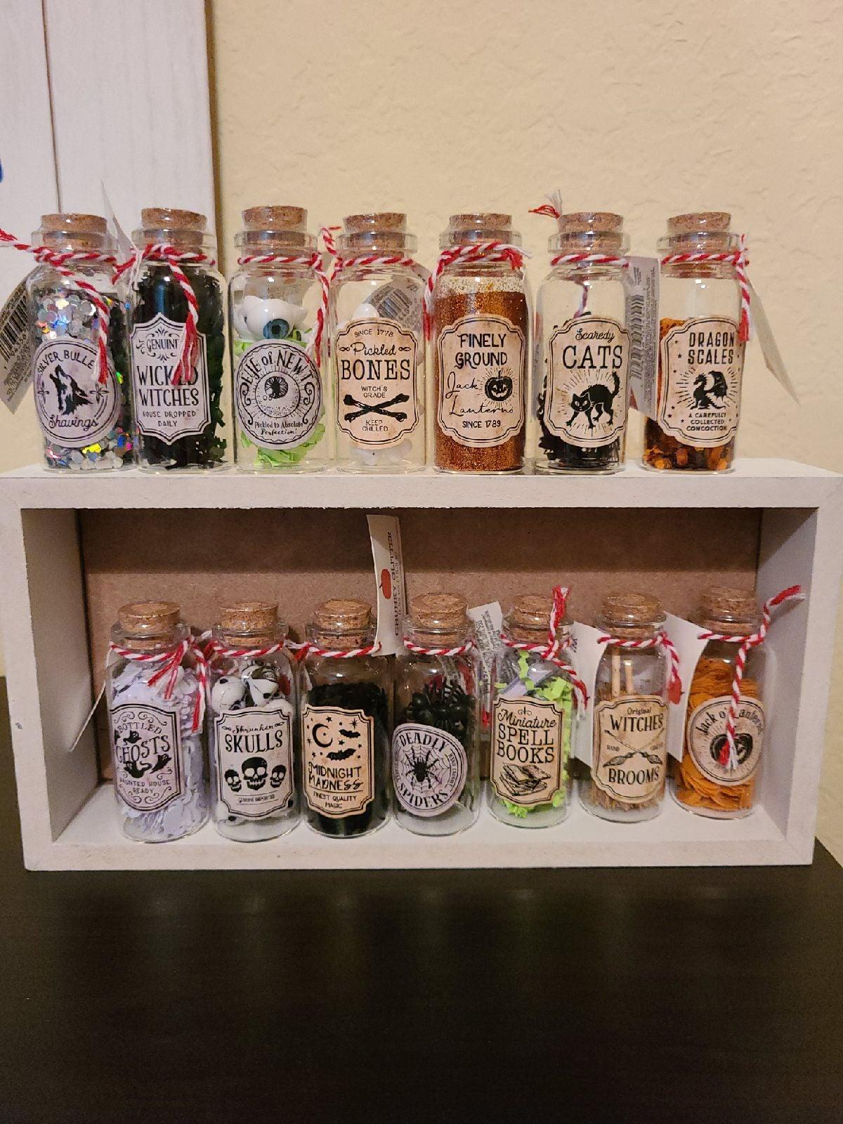 Target Potion Bottles *Full Set*