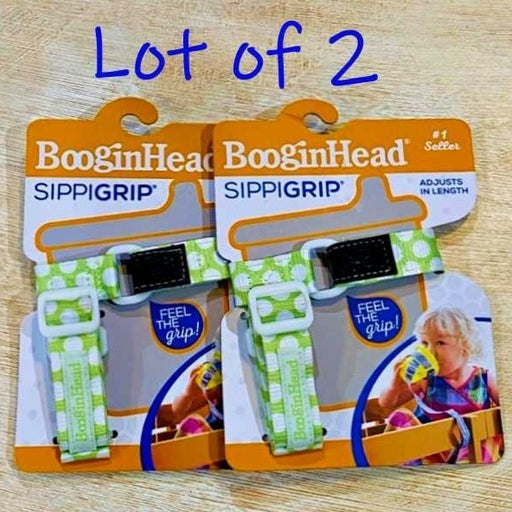 2 NEW BooginHead Sippigrip Cup Holders