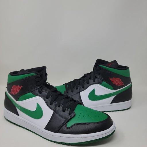"Air Jordan 1 Mid ""Pine Green"""
