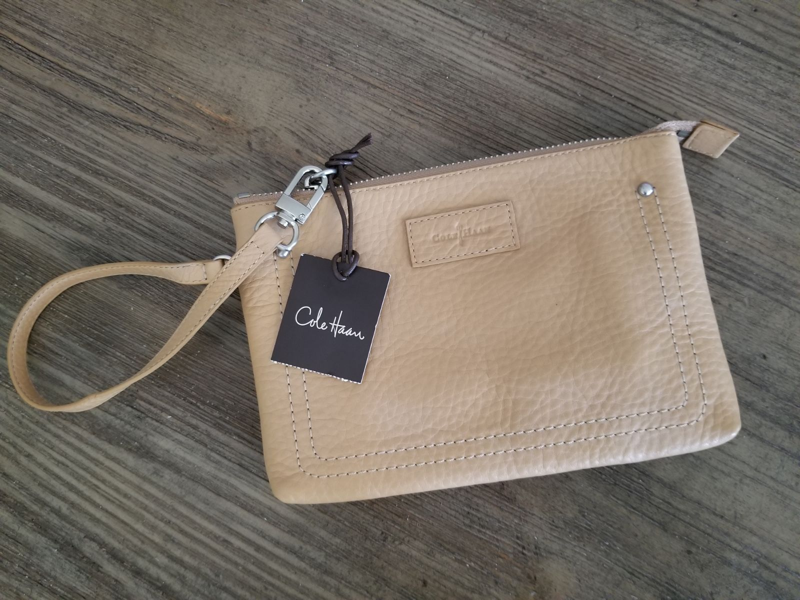Cole Hann Zip Purse