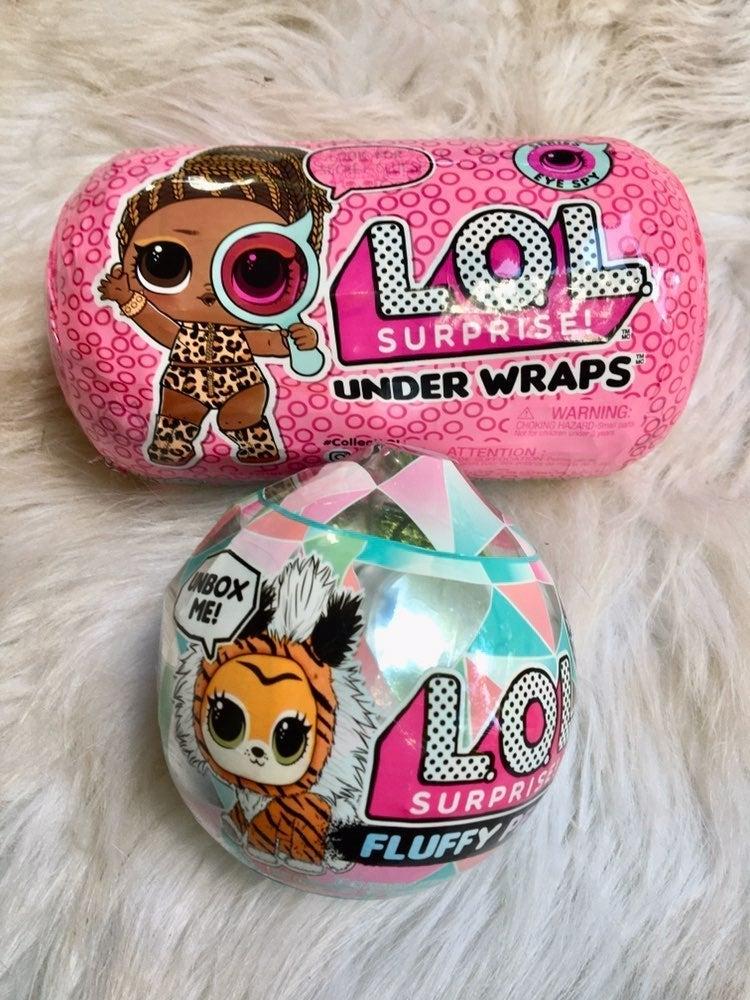 Lol surprise underwrap bundle winter