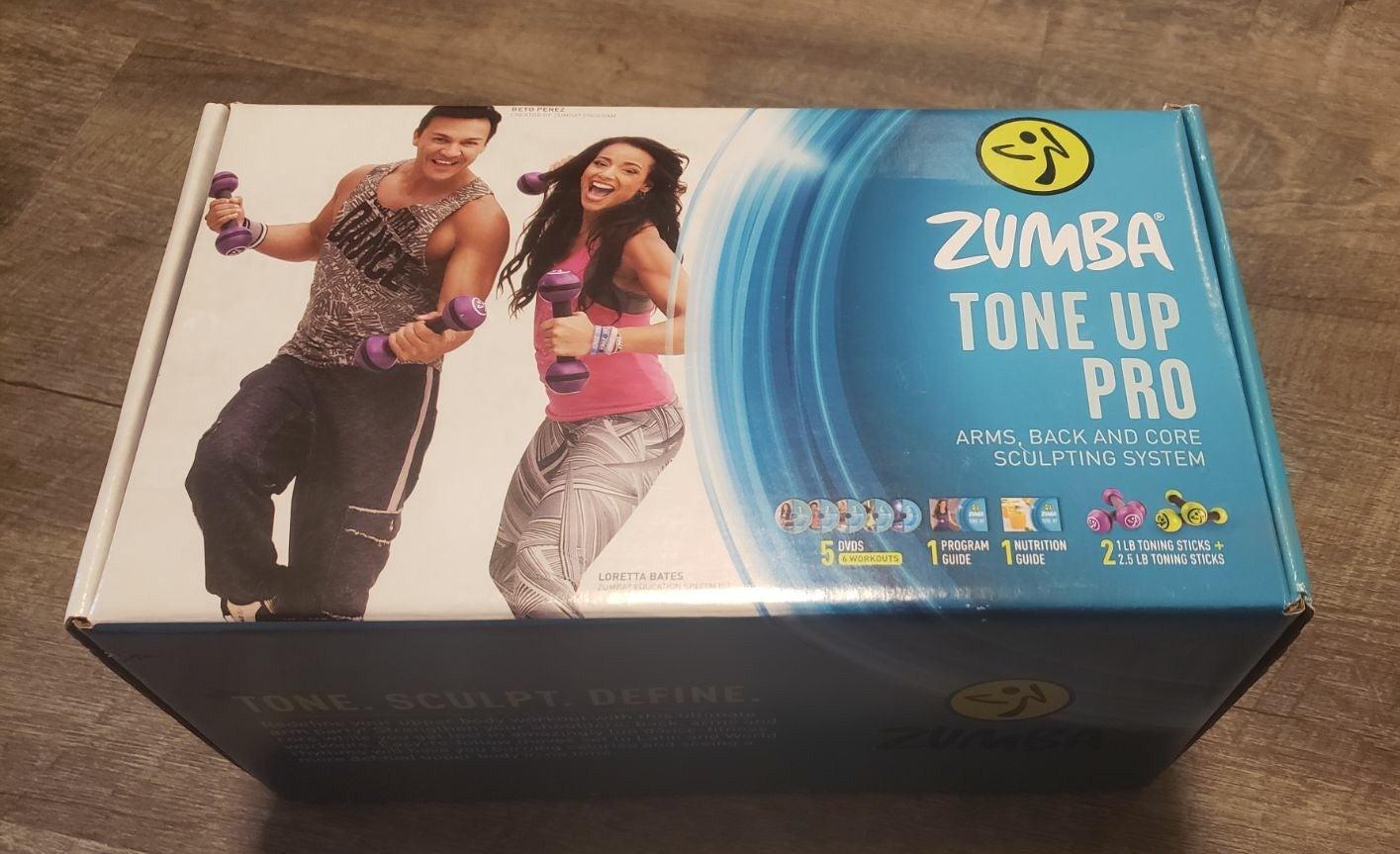 Zumba Tone Up Pro