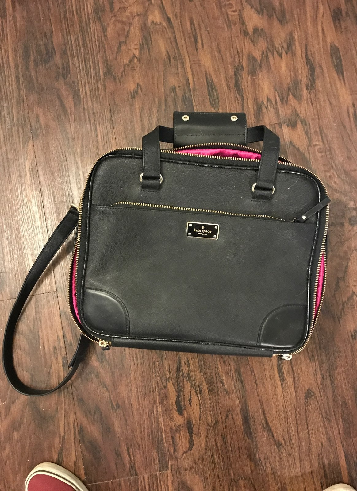 kate spade carry on