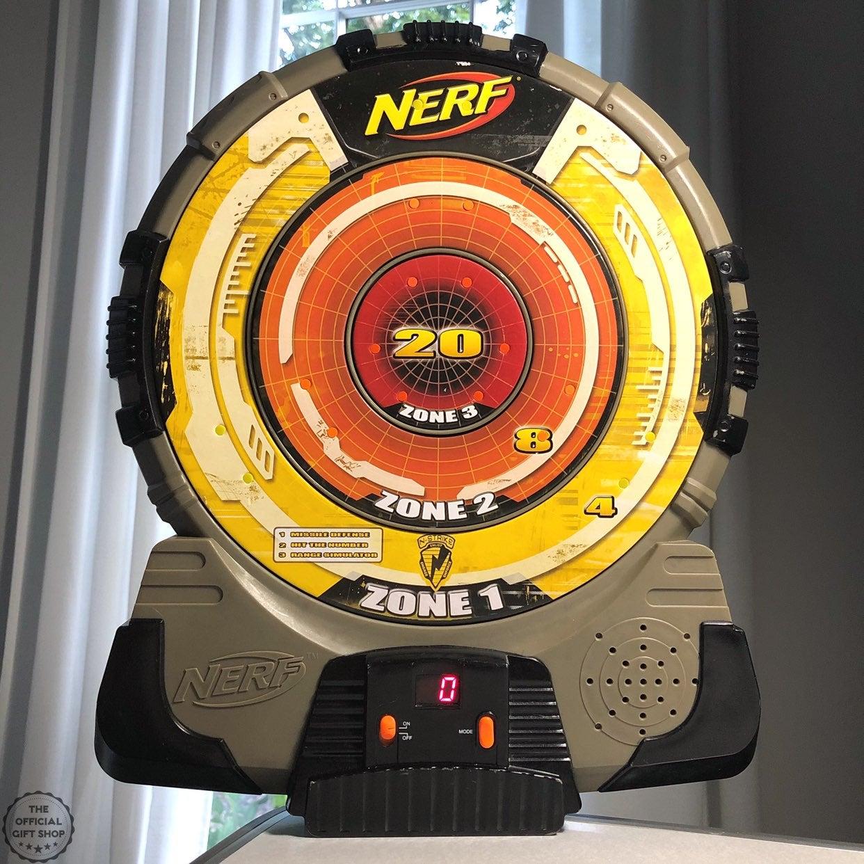 NERF Tech Target Electronic Scoreboard