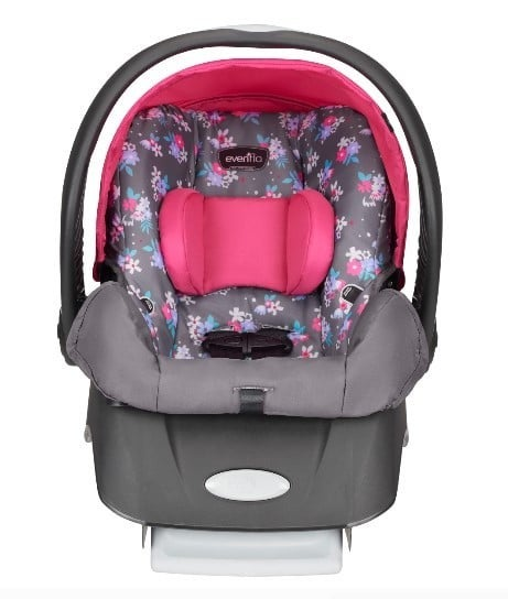 Embrace Infant Car Seat, Blossom