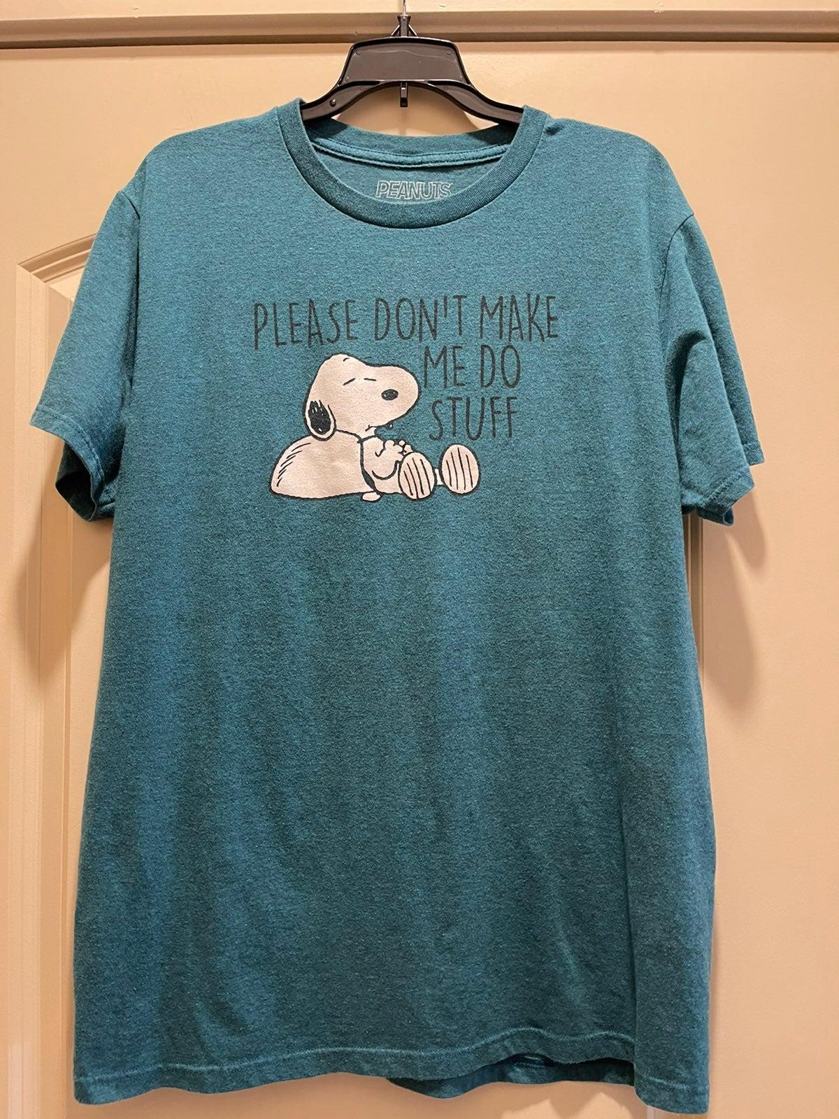 Vintage Peanuts tshirt