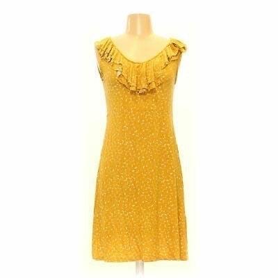 Merona Yellow Spring Dress size XS.