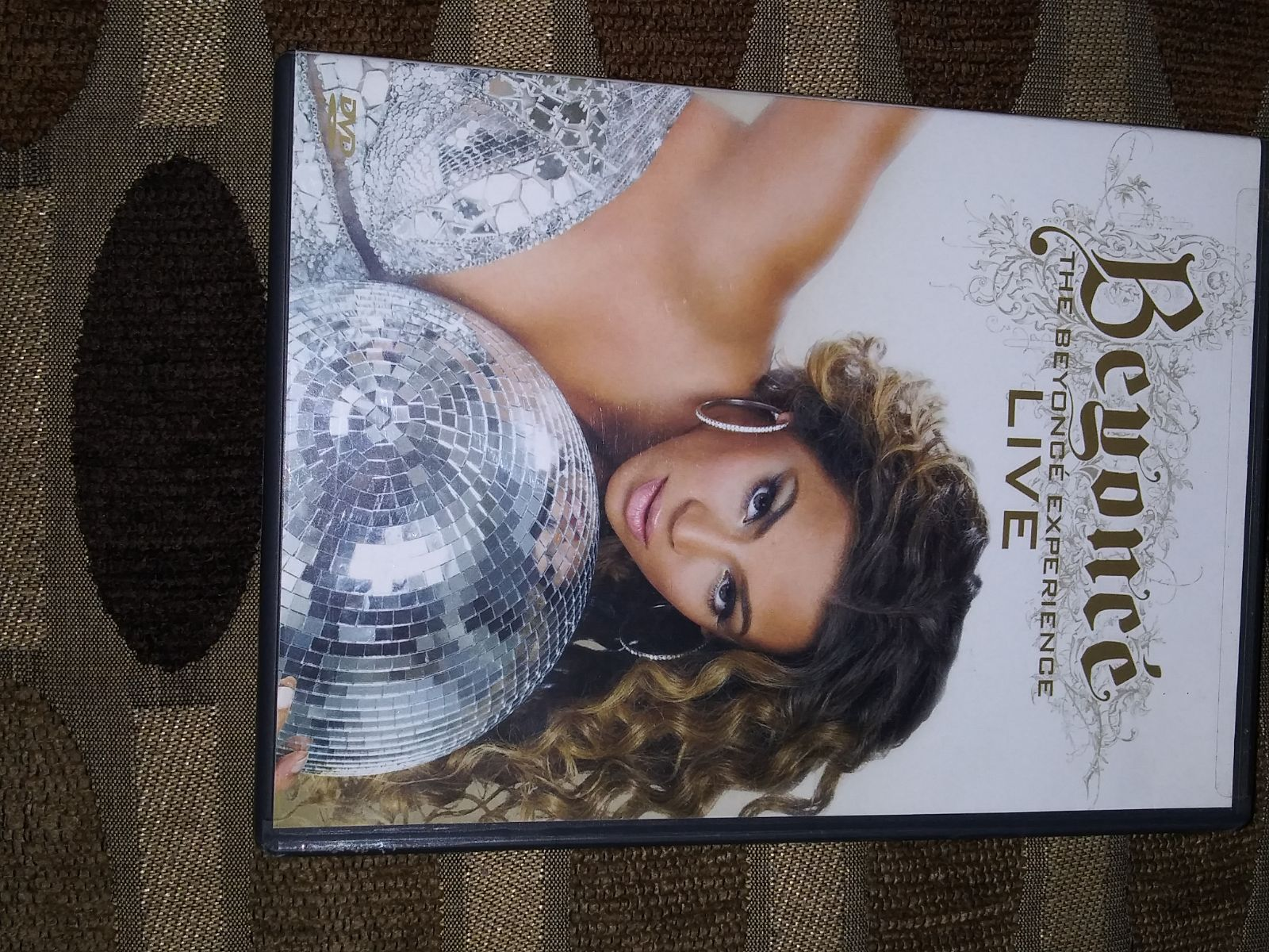 The Beyonce experience live dvd
