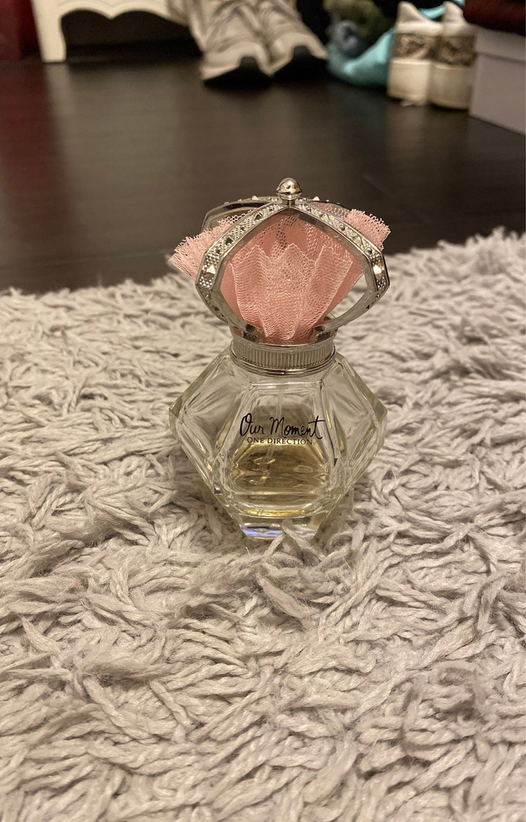 One Direction Our Moment Perfume Bottle
