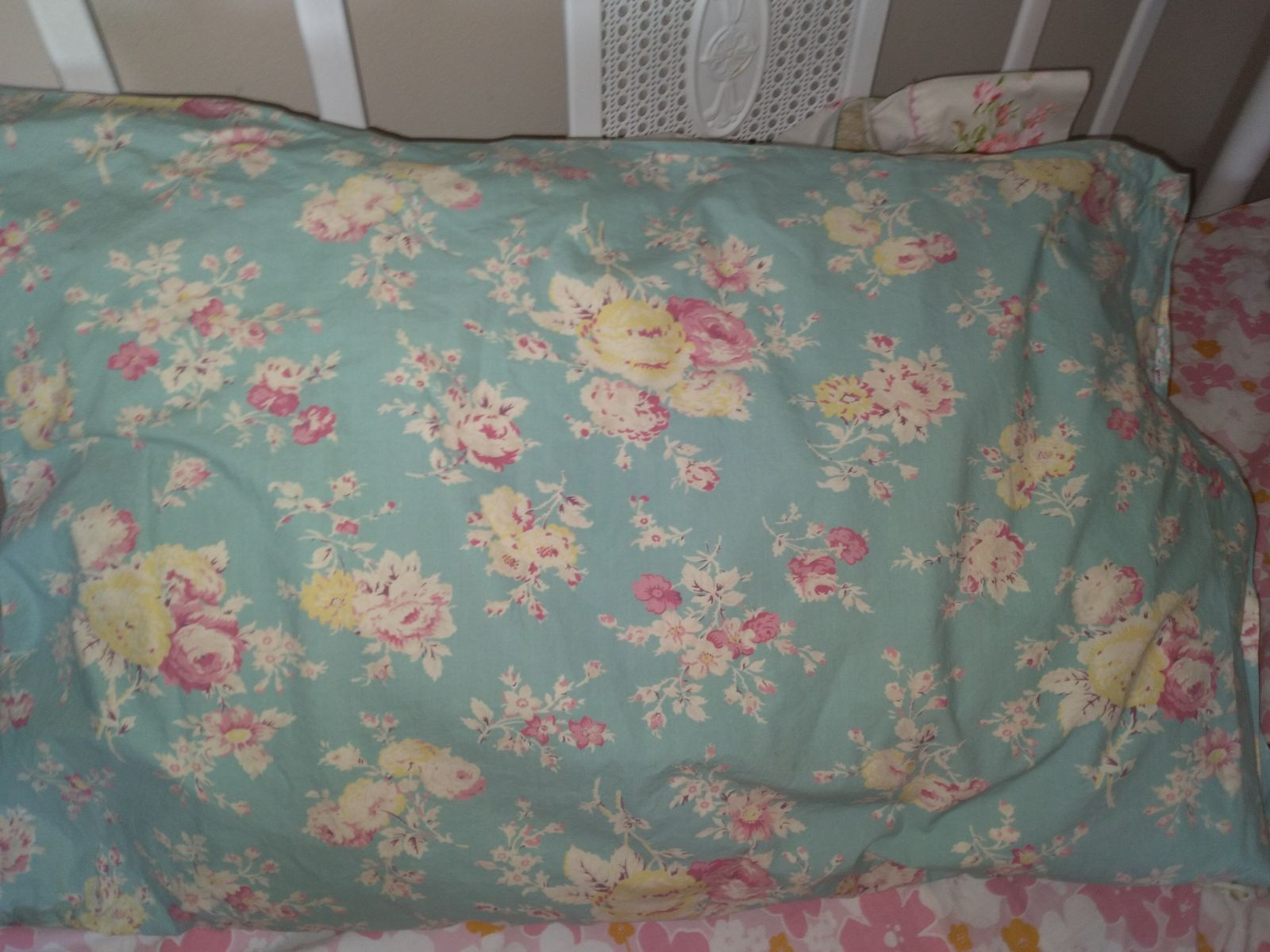 Pottery Barn teen Floral Sham Pillow Sha