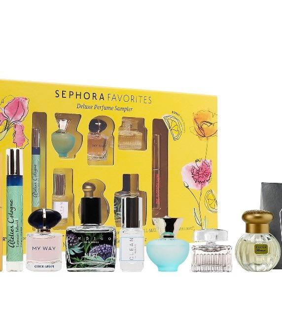 Sephora Perfume Favorites (No voucher)