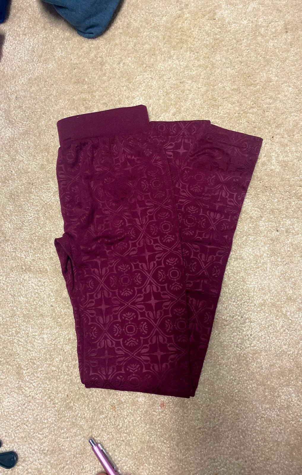 Boutique leggings with great pattern