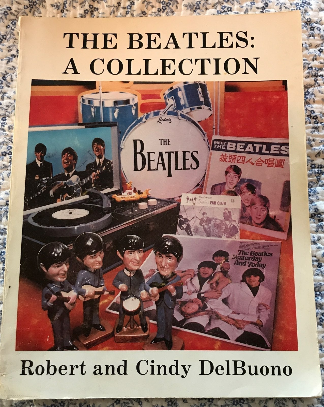 Beatles Guide to Collectibles Value Book