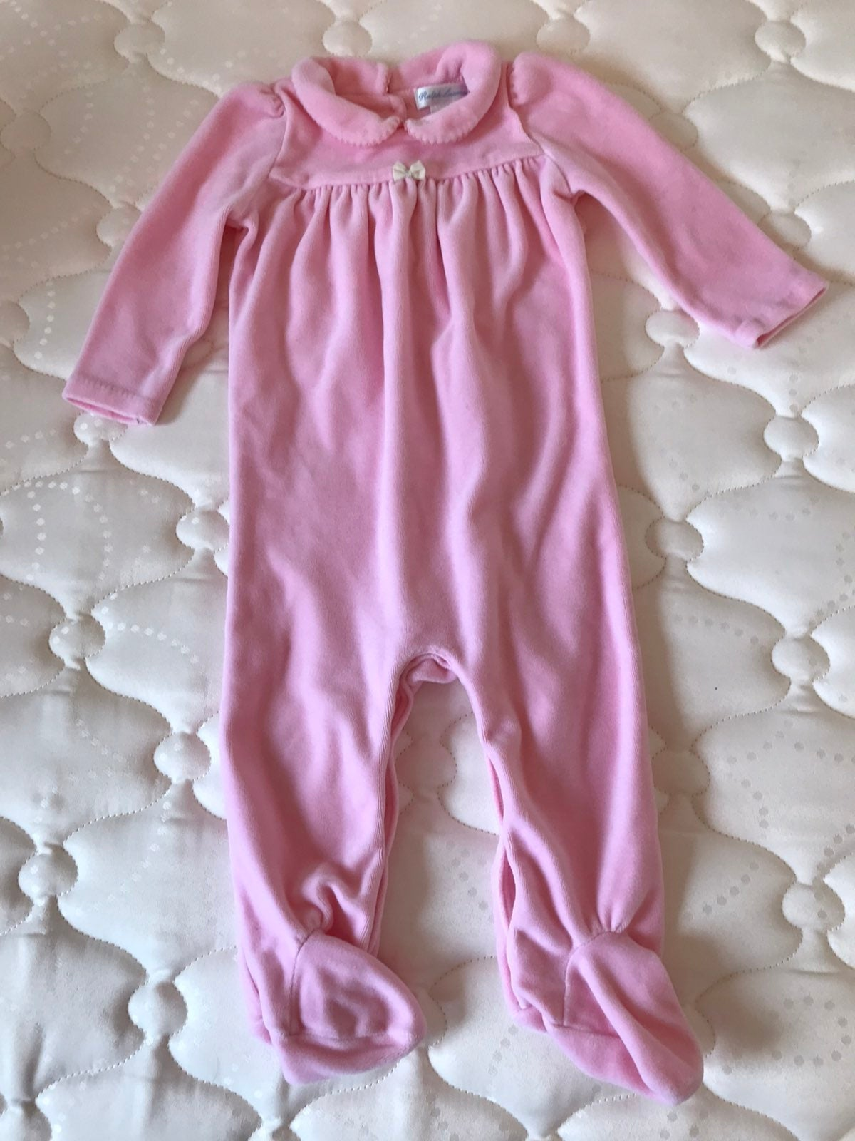 Ralph Lauren footed coverall 9 months