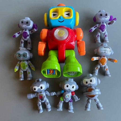 "Bundle: Bruin ""My Robot Buddy"" + Extras"