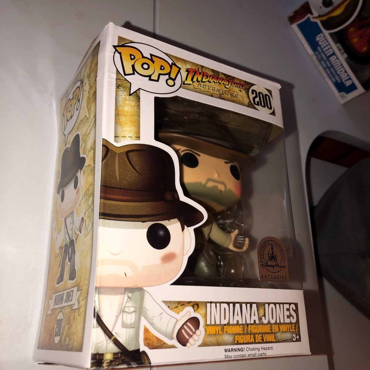 Funko Pop Indiana Jones with Machete
