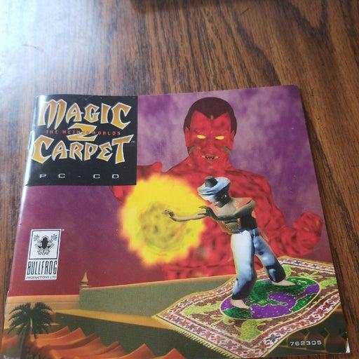 Magic 2 carpet the netherworld manual.