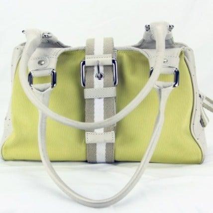 COLE HAAN Lime Green handbag