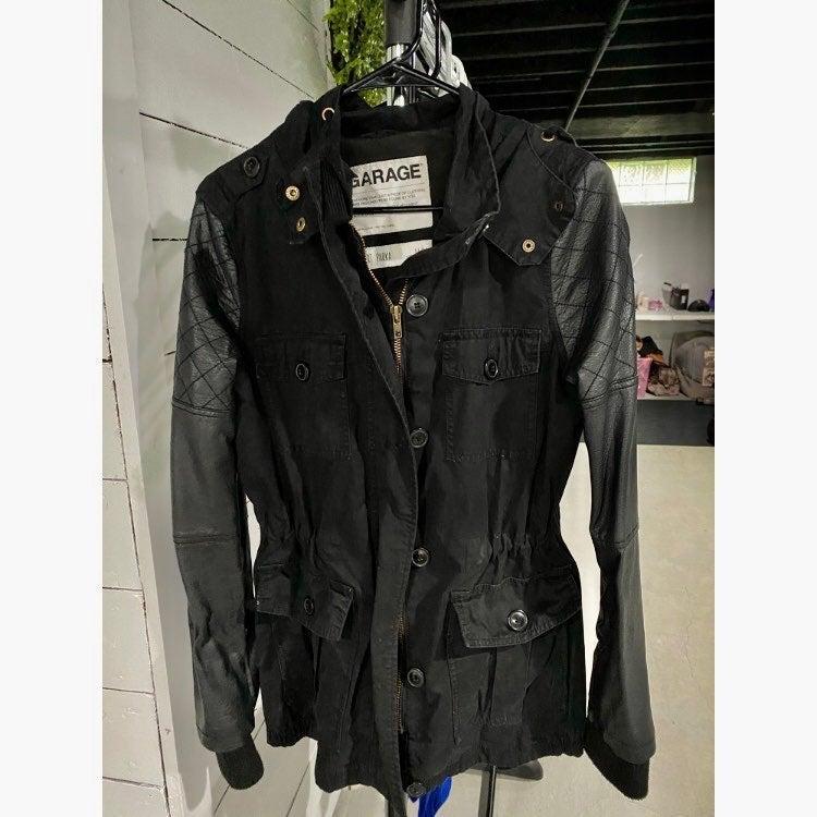 Garage smart parka jacket