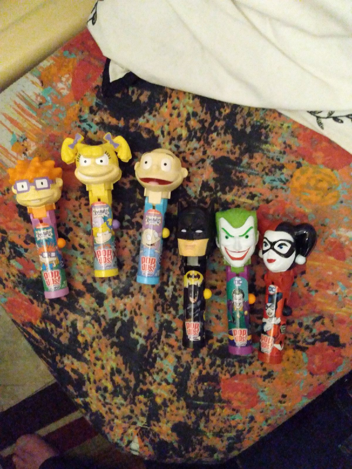 DC Comics & Rugrats Pop-Ups Bundle ×6