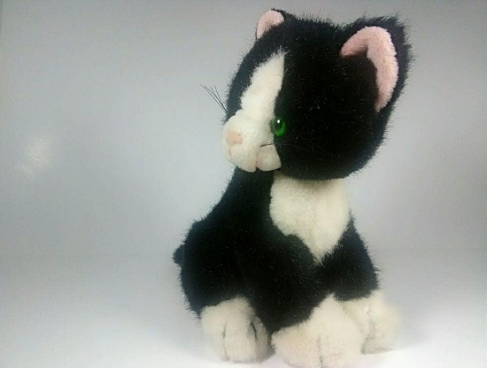 "Russ 10"" Kitty Cat Plush"